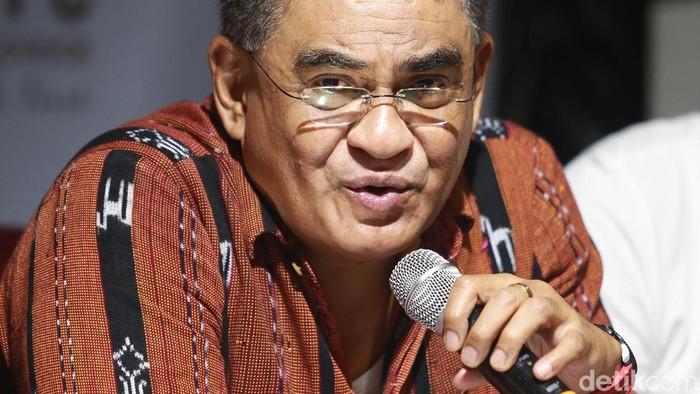 Anggota Komisi X F-PDIP Andreas Hugo Pareira (Ari Saputra/detikcom)