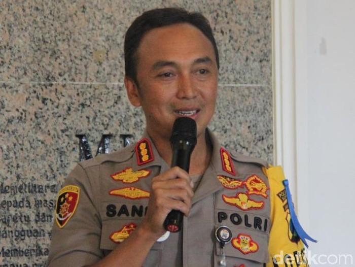 Kapolrestabes Surabaya Kombes Sandi Nugroho