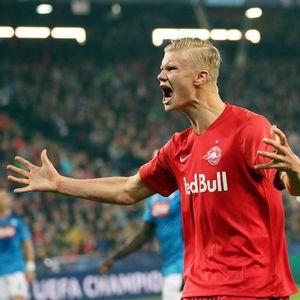 Haaland: Salzburg Bakal Gempur Lini Pertahanan Liverpool