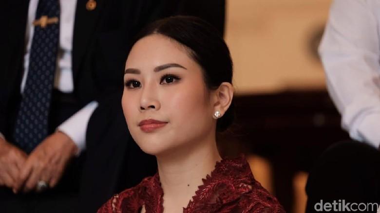 Sosok Angela Tanoesoedibjo: Tak Lolos ke DPR, Kini Masuk Kabinet Jokowi