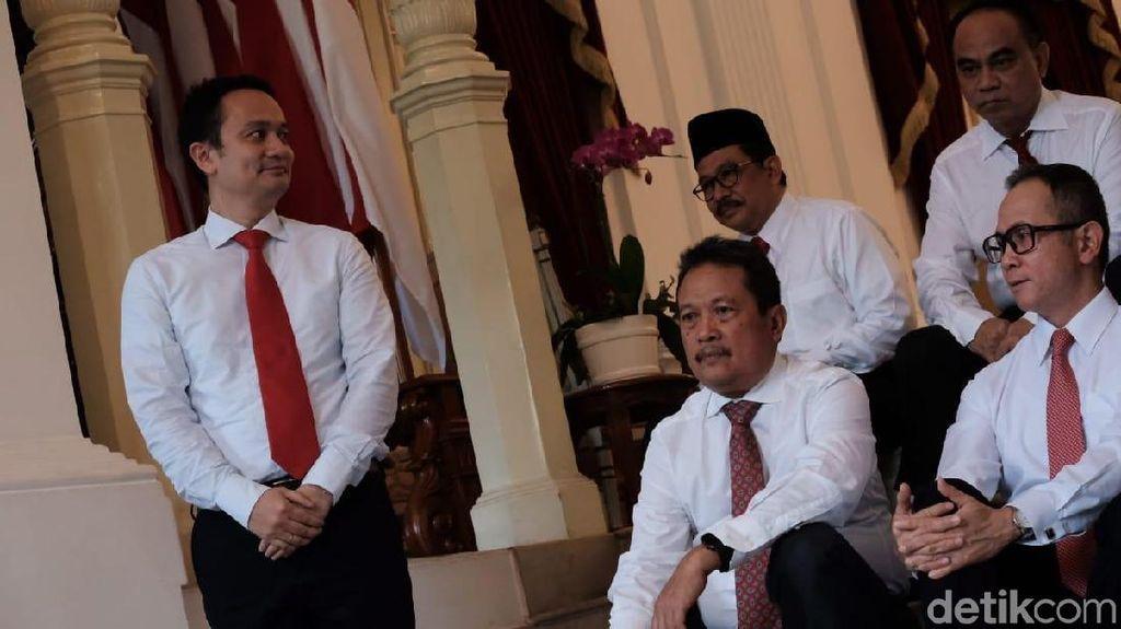 Jadi Wamendag, Jerry Sambuaga Dapat Tugas Ini dari Jokowi