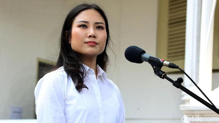 Wasekjen Perindo Angela Tanoesoedibjo ditunjuk Presiden Joko Widodo menjadi Wakil Menteri Pariwisata dan Ekonomi Kreatif (Wamenparekraf). Seperti apa potretnya?