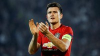 Young Pergi, Harry Maguire Kapten Baru Man United
