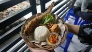 Ayam KQ5: Makan Murah Paket Hemat Ayam dan Lele Serba Rp 25 Ribu