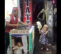Kocak! Ini 5 Reaksi Bocah Saat Dijahili Penjual Es Krim Turki