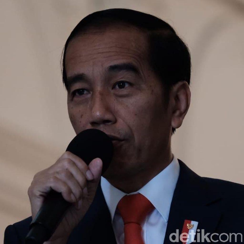 Jokowi Bertemu Parlemen Singapura, Ini yang Dibahas