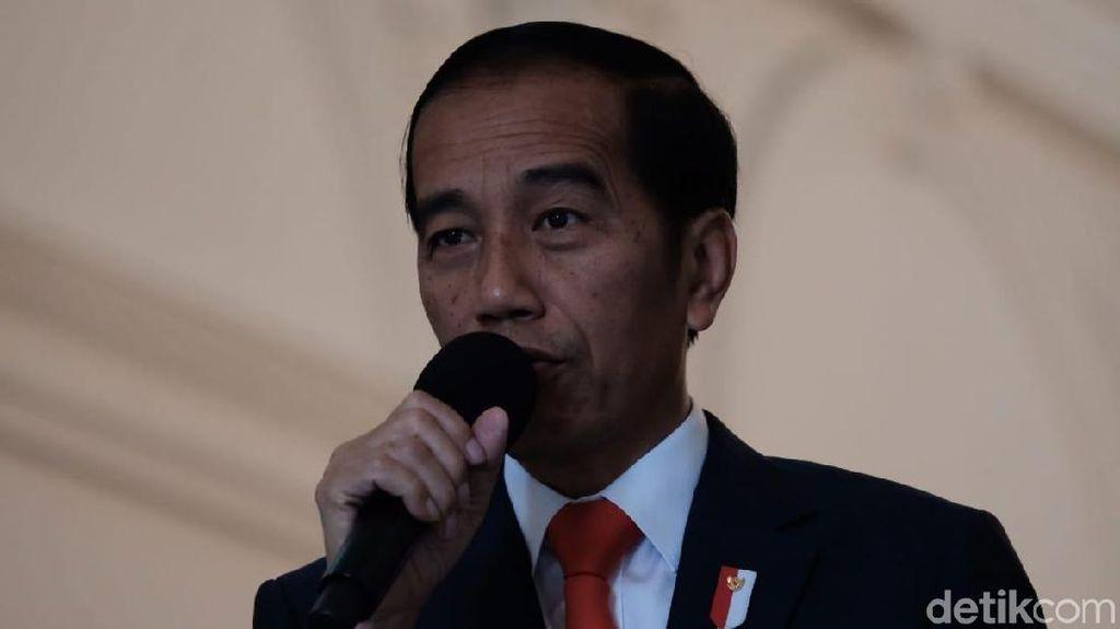 Peringatan Keras! Jokowi Bakal Gigit Yang Halangi Upaya Tekan Impor