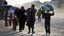 Usai Turki Serang Kelompok Kurdi, Warga Suriah Mulai Pulang ke Rumah