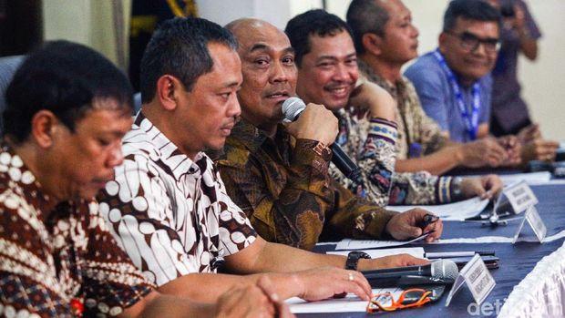 KNKT Beberkan Penyebab Jatuhnya Lion Air PK-LQP /