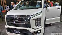 Delica D:5 Hingga Outlander Andalan Mitsubishi di Tokyo Motor Show