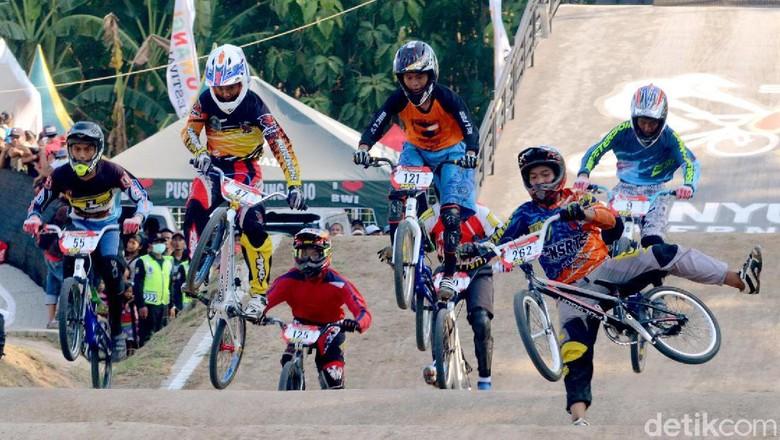 Gelar Kompetisi BMX Dunia, Banyuwangi Dapat Tempat di Hati Penggemar Sepeda
