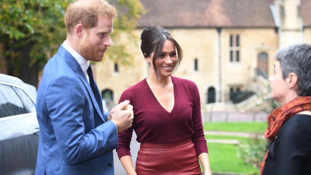 Heboh Anak Kedua Pangeran Harry dan Meghan Markle