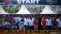 Pertama Kali di Indonesia, Banyuwangi International BMX Klasifikasi Hors Class