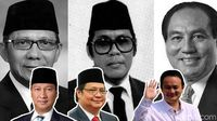 Ini Tiga Menteri Jokowi yang Ikuti Jejak Ayahnya