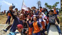 Kejuaraan Dunia Paralayang di Sumedang Sukses Capai Target