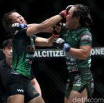 ONE Championship Hadir di Jakarta Bulan Depan, Ini Deretan Duelnya