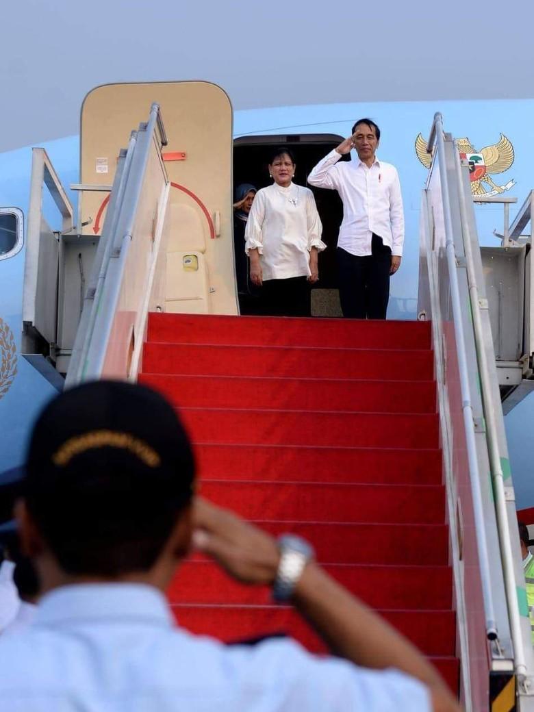 Kunker ke Papua, Jokowi Tegaskan Komitmen Majukan Infrastruktur dan SDM