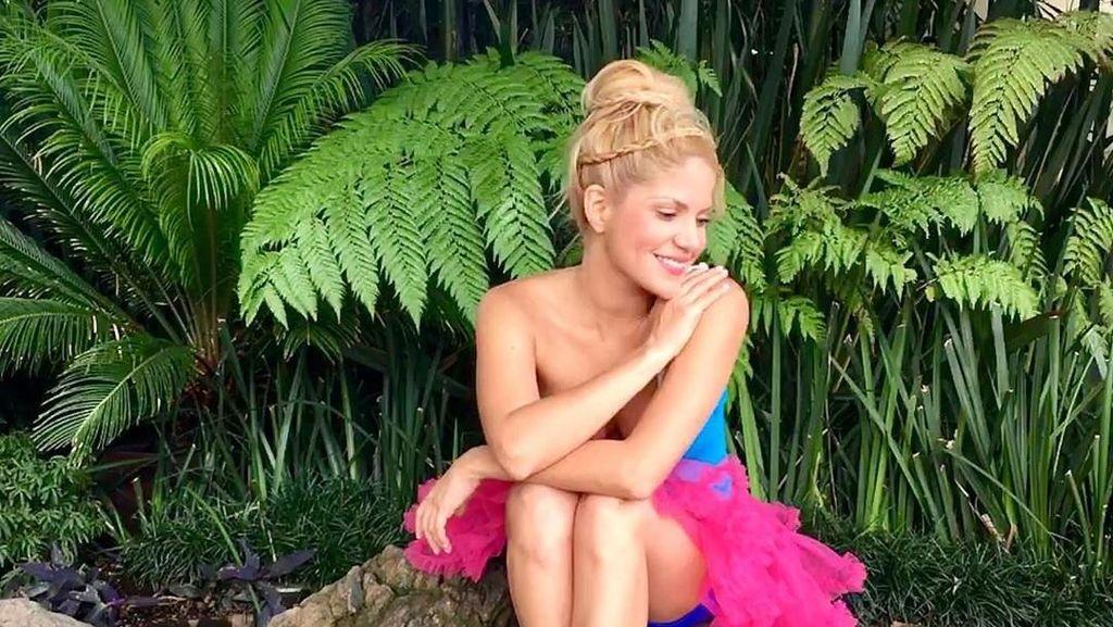 Foto: Rebeca Maiellano, Si Seksi Kembaran Shakira