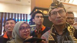 Jokowi Malu Pacul Masih Impor, Sandiaga: Ironis Memang