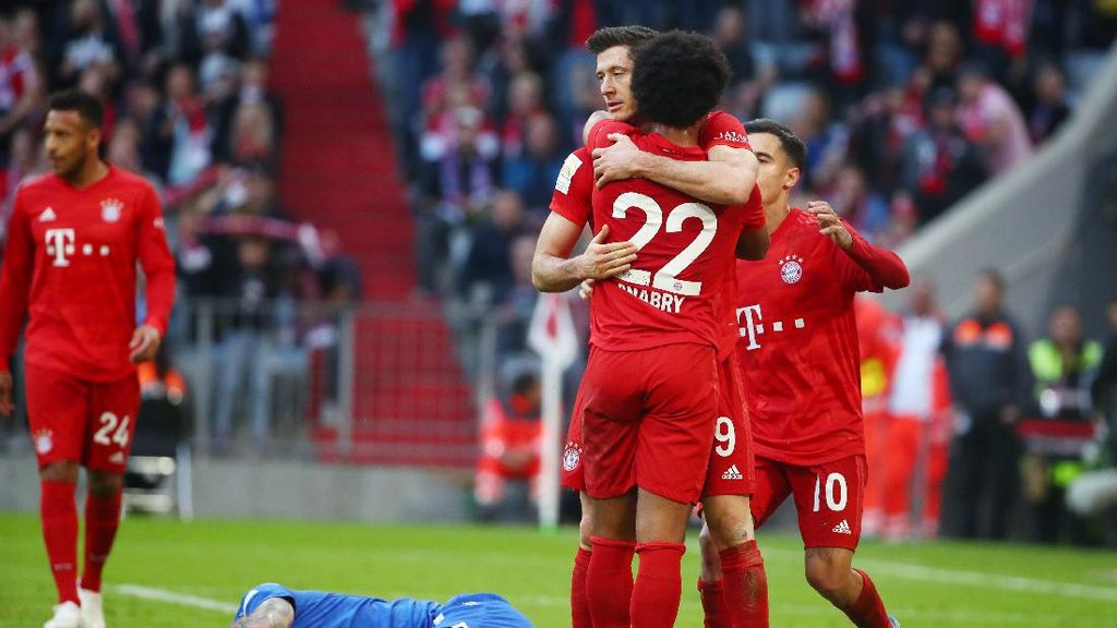 Link Live Streaming Union Berlin Vs Bayern Munich