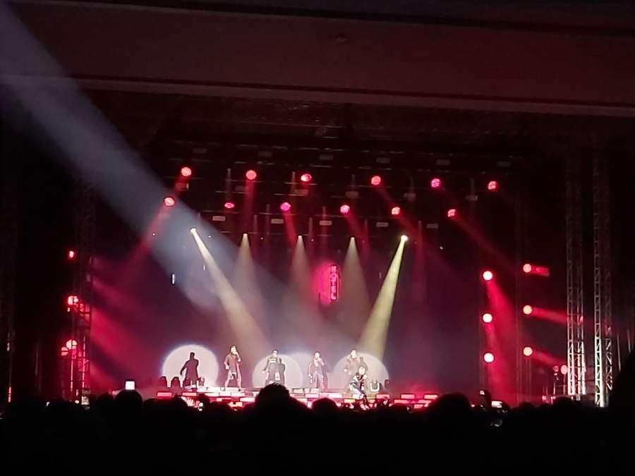 Melihat Lagi Momen Backstreet Boys Bikin Penonton Histeris Semalam