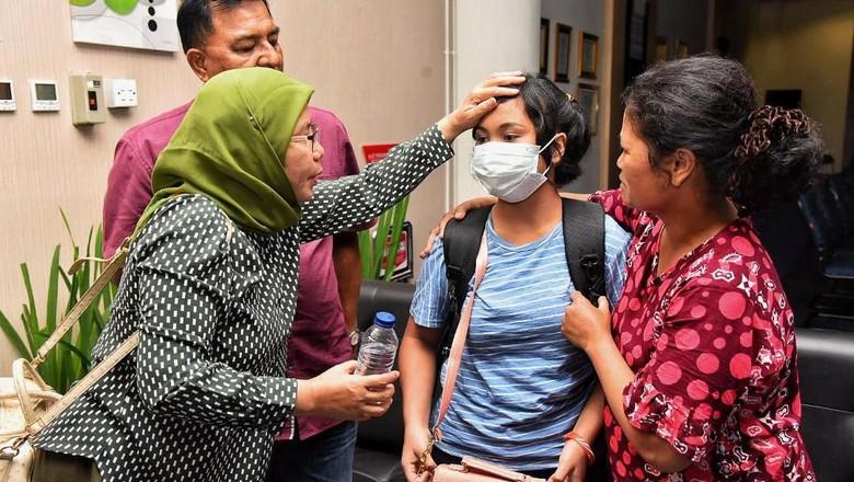 Pemprov Sumut Berhasil Pulangkan Pekerja Migran Bawah Umur dari Malaysia