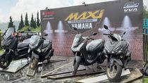 Skutik MAXI Yamaha Makin Laris Jateng dan Yogya