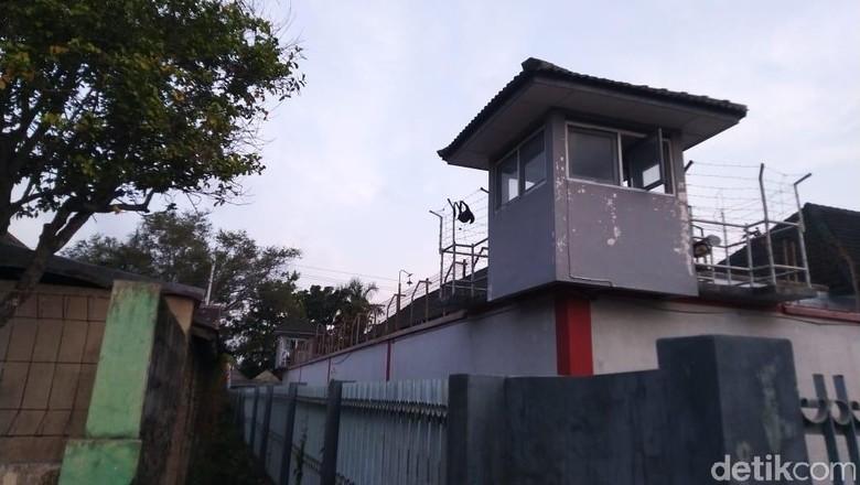 Petugas Teledor, 5 Napi Rutan Wates Kabur Lewat Gorong-gorong