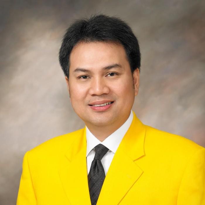 Wakil Ketua DPR RI, DR. Azis Syamsuddin.