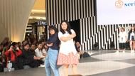 Pede Abis! Aksi Catwalk Anak Down Syndrome di JFW 2020