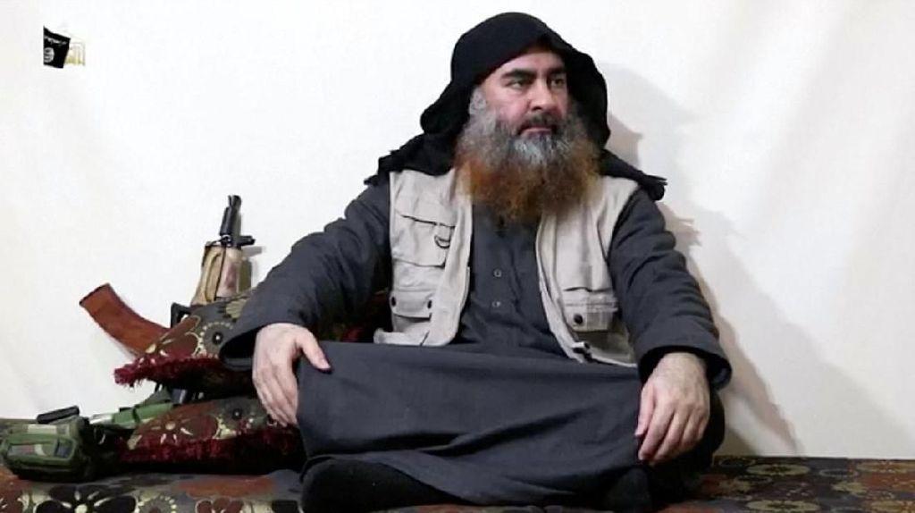 Pemimpin ISIS Abu Bakar Al-Baghdadi Diyakini Tewas