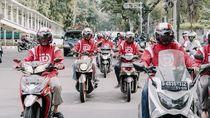 Setahun Beroperasi, Bonceng Diminati 80 Ribu Driver