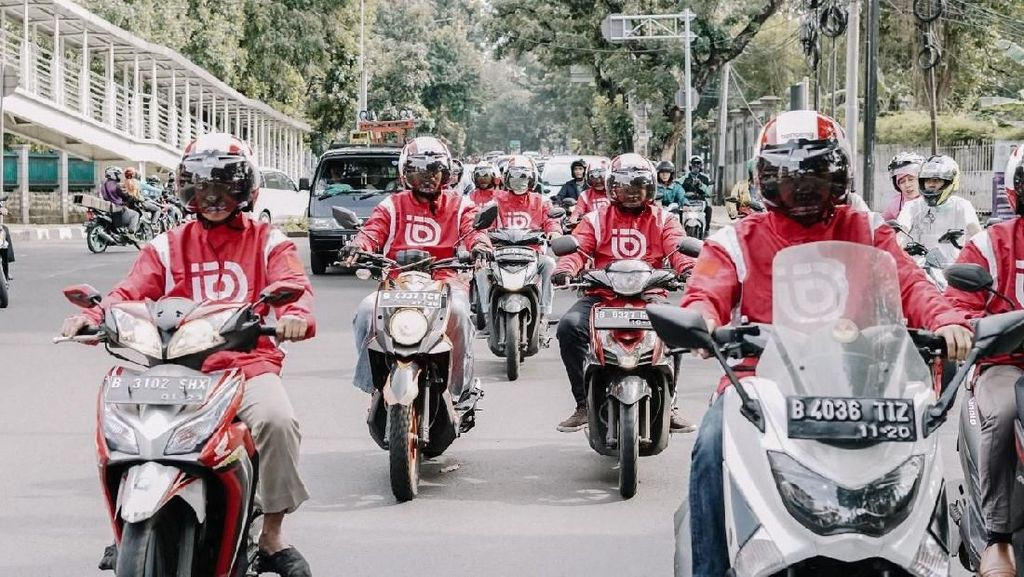 Peringati Sumpah Pemuda ala Bonceng: Konvoi Keliling Jakarta