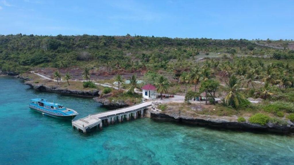 Pulau Siompu Barat, Surga Tersembunyi di Sulawesi