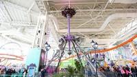 Memiliki luas sekitar 27 hektar, 55% mall ini merupakan taman hiburan dan sisanya pusat pebelanjaan. Adam Jeffery/CNBC.