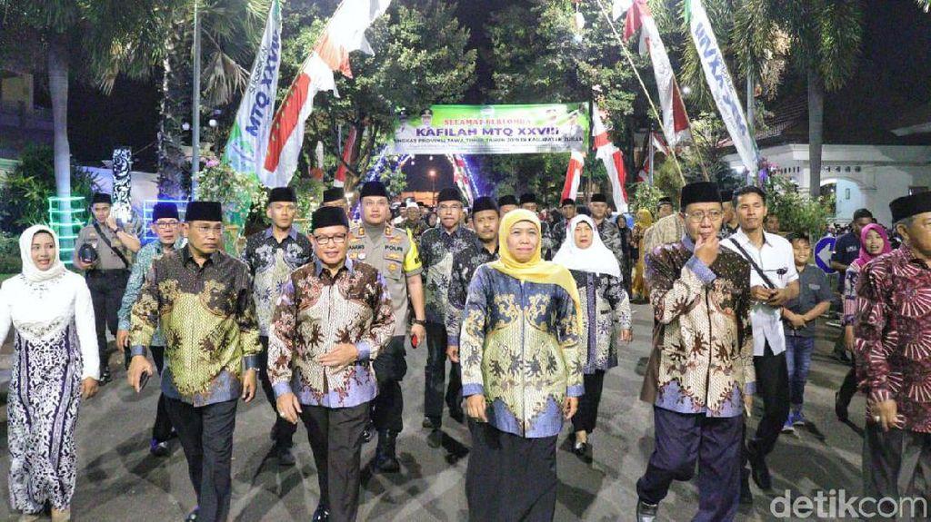 500 Polisi Siap Amankan Ajang MTQ Tingkat Jawa Timur di Tuban