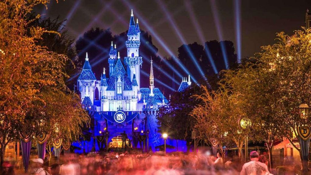 Maling di Disney World Curi Banyak Properti Senilai Rp 196 Juta