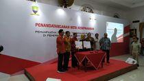 Gaet Telkomsel, Pemkab Sumedang Mau Bikin Desa Digital