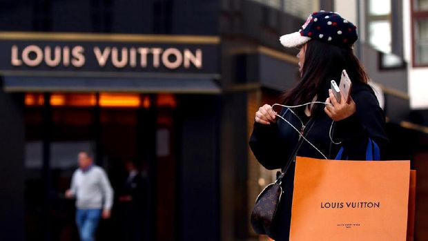 Ini 9 Brand Fesyen Termahal Dunia, Louis Vitton Nomor Berapa?