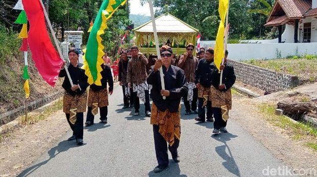 Mengenal Gerebek Loano, Tradisi Bersih Desa di Purworejo