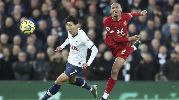 Tottenham dua kali kalah di dua laga kandang terakhir dari Liverpool.