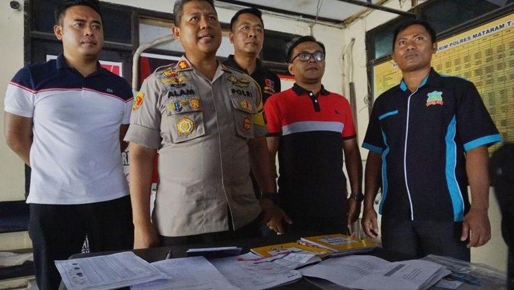 Polisi Tangkap Terduga Korupsi Bantuan Rehab Rumah Terdampak Gempa NTB