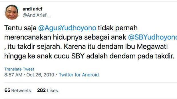 Gaduh Tuduhan Megawati Dendam ke SBY Hingga AHY, Benarkah?