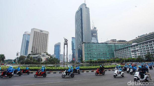8 Tempat Nonton Kembang Api Tahun Baru di Jakarta hingga Bogor
