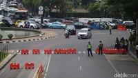 Lalin Sekitar Istana Ditutup karena Demo BEM SI, Ini Pengalihan Arusnya
