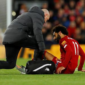 Palace Vs Liverpool: The Reds Terancam Tanpa Salah & Robertson