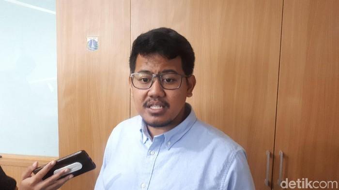 Ketua Fraksi PSI DPRD DKI Jakarta Idris Ahmad