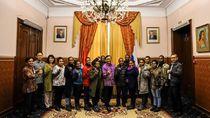 KBRI Moskow Sambut Kedatangan 14 Mahasiswa dari Papua di Rusia