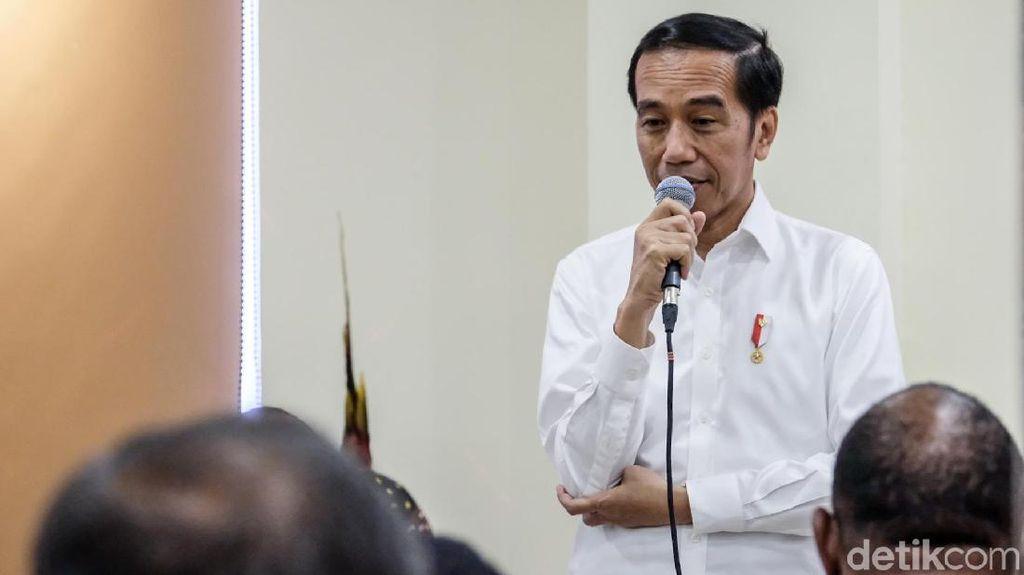 Saat Jokowi Terima Tantangan Jawab Cepat