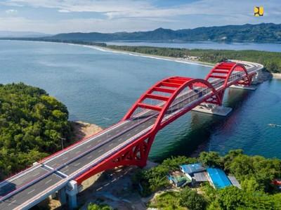 10 Jembatan Terindah di Indonesia, Megah nan Unik